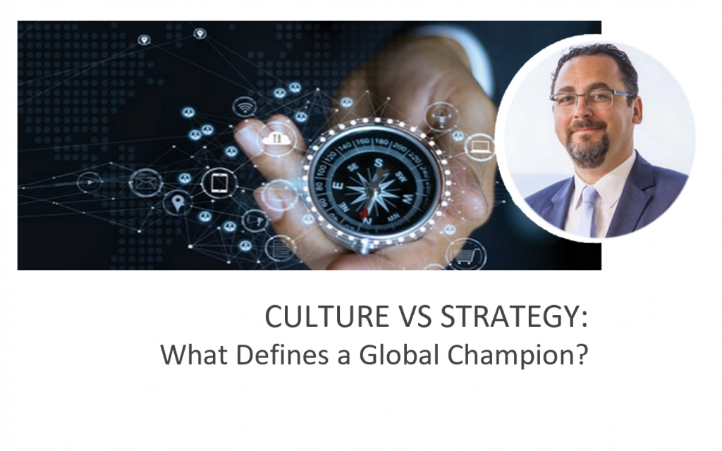 2 - CULTURE V STRATEGY