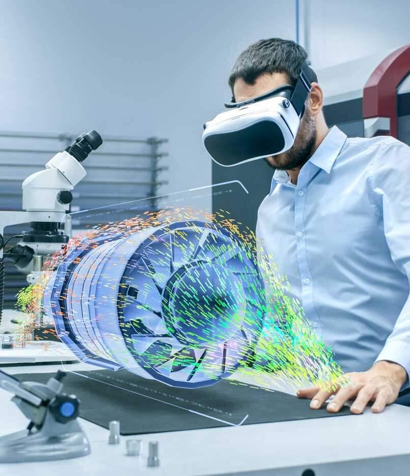 ArtificialIntelligence-Digitalization-VirtualReality